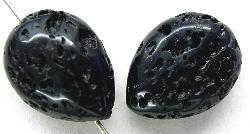 Best.Nr.:65-5621 Steinperlen  aus Black Lava