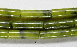 Best.Nr.:65-5635  Halbedelsteinperlen  aus Nepherite Jade
