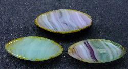 Best.Nr.:67118 Glasperlen / Table Cut Beads  geschliffen  mit picasso finish,  hergestellt in Gablonz / Tschechien