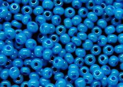 Best.Nr.:04021 Rocailles Rocailles von Ornella Preciosa Tschechien, powdwer blue