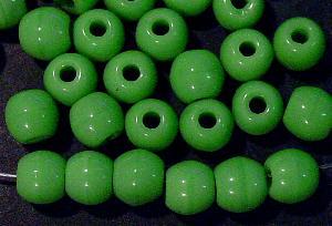 Best.Nr.:63499 Glasperlen in den 1920/30 Jahren in Gablonz/Böhmen hergestellt, grün