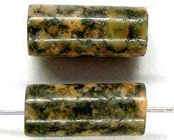 Best.Nr.:65-5669 Halbedelsteinperlen aus Fossil Jasper (Jaspis)