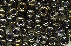 Best.Nr.:07025 Rocailles von Ornella Preciosa Tschechien, metallic