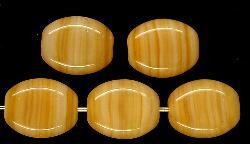 Best.Nr.:46002 Glasperlen Olive flach