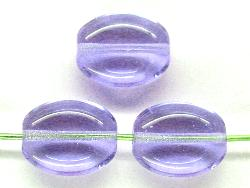 Best.Nr.:46090 Glasperlen Olive flach