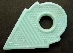 Best.Nr.:63294 Glasperlen aus Gablonz/Böhmen 1920/30 hergestellt Trade Beads (Talhakimt) für den Afrikahandel, vor allem mit den Tuareg