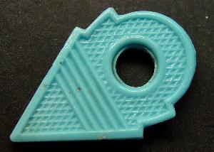 Best.Nr.:63296 Glasperlen aus Gablonz/Böhmen 1920/30 hergestellt Trade Beads (Talhakimt) für den Afrikahandel, vor allem mit den Tuareg