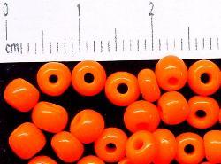 Best.Nr.:01037 Rocailles orangerot