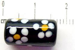 Best.Nr:.45-0475 handgefertigte Lampenperle aus den Böhmischen Glashütten