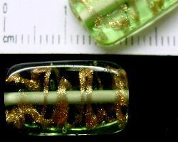 Best.Nr.:45-1226 handgefertigte Lampenperle aus den Böhmischen Glashütten