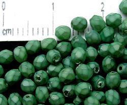 Best.Nr.:24019 facettiert Glasperlen mit Wachsüberzug