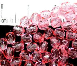 Best.Nr.:24013 facettierte Glasperlen mit Wachsüberzug