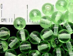 Best.Nr.:22274 Glasperlen grün