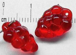 Best.Nr.:50186 Glasperlen Beeren rot