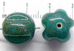 Best.Nr.:45-2321 Wickelglasperle in den 1930/1940 Jahren in Böhmen von Hand gefertigt