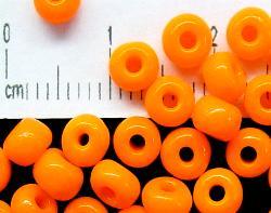 Best.Nr.:01045 Rocailles orange