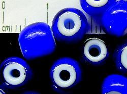 Best.Nr.:17017 blau mit weißen Kern