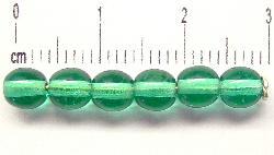 Best.Nr.:22391 Glasperlen smaragdgrün